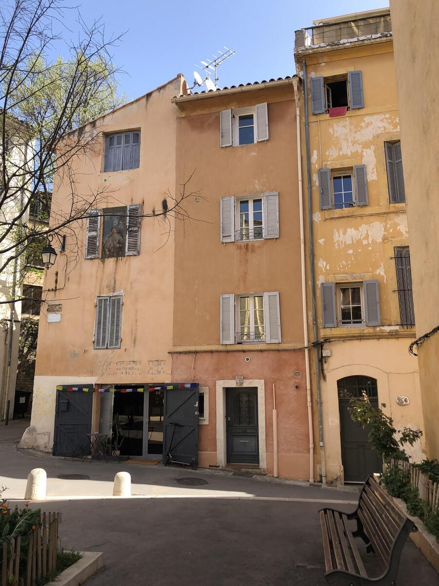 Maison de village - Aix en Provence