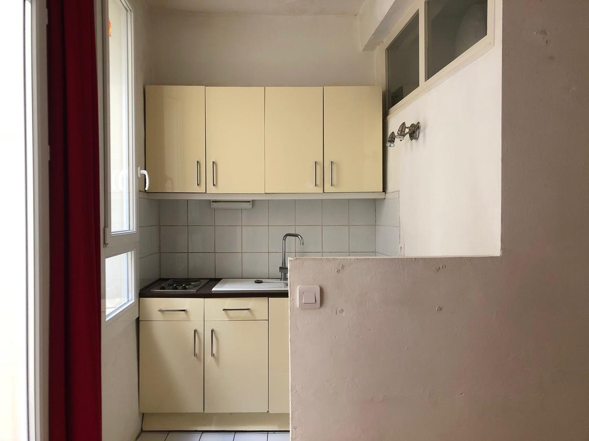 Appartement ancien - Aix en Provence