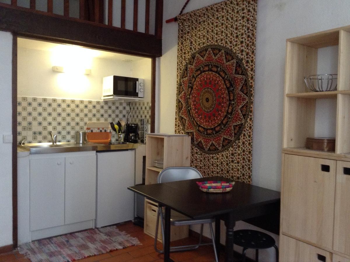 Studio mezzanine - Aix en Provence