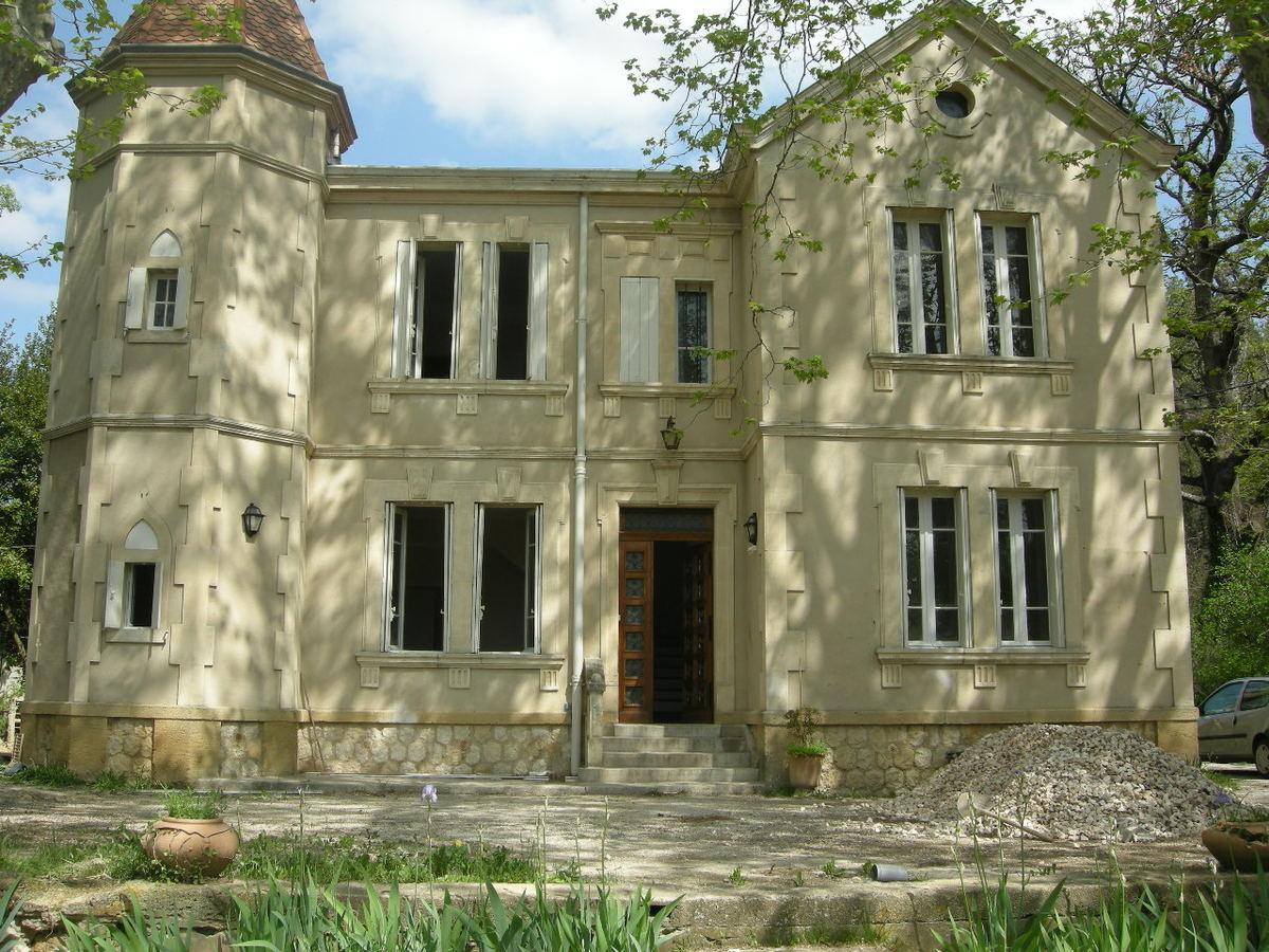 Maison bourgeoise - Lambesc