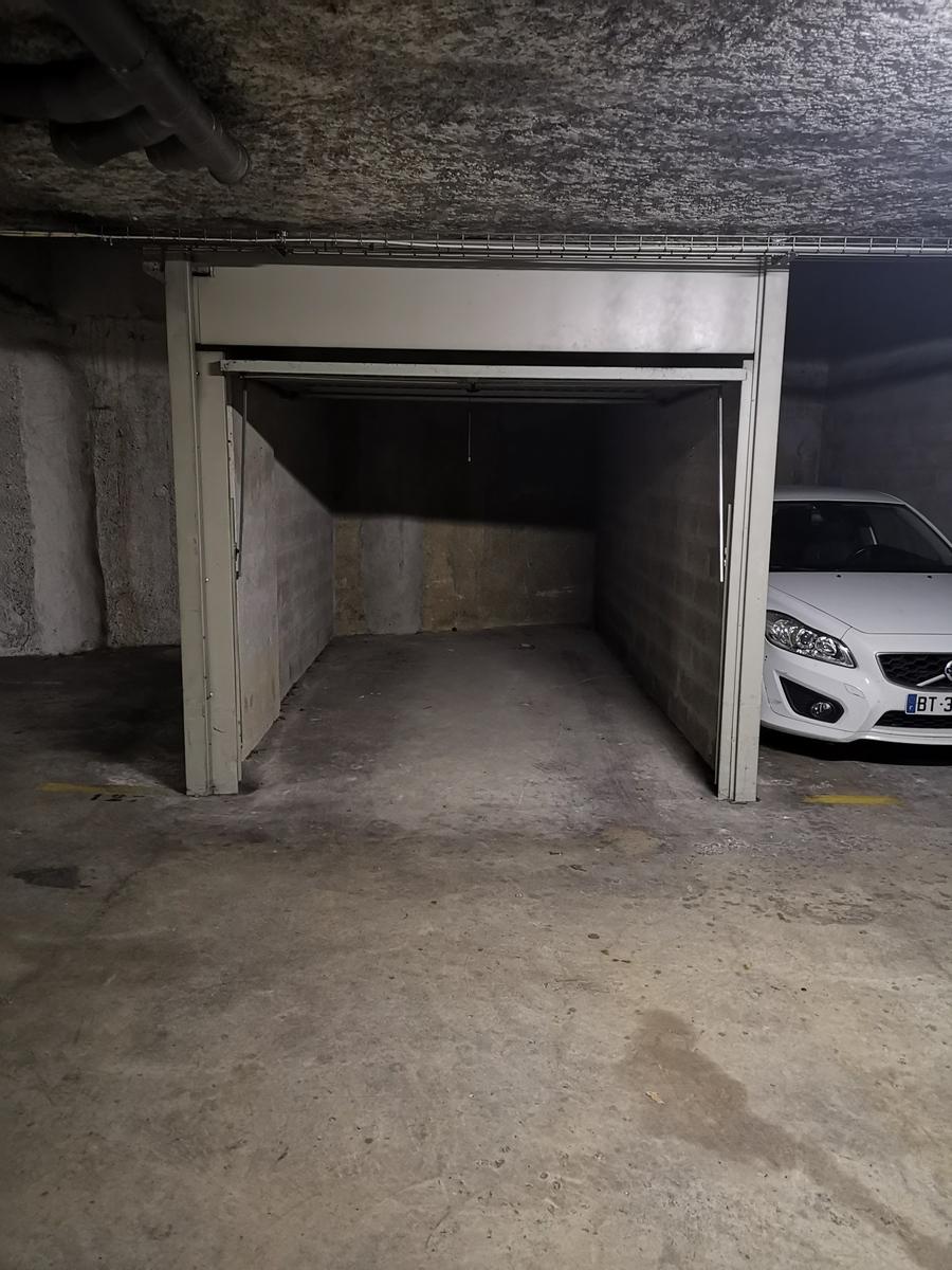 Vente Garage Aix-en-Provence